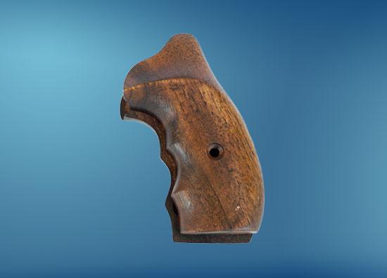 Bild Holzgriffschalen ME Revolver Pocket Abb. Nr. 1