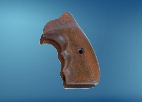 Bild Holzgriffschalen Für ME Revolver Magnum Abb. Nr. 1