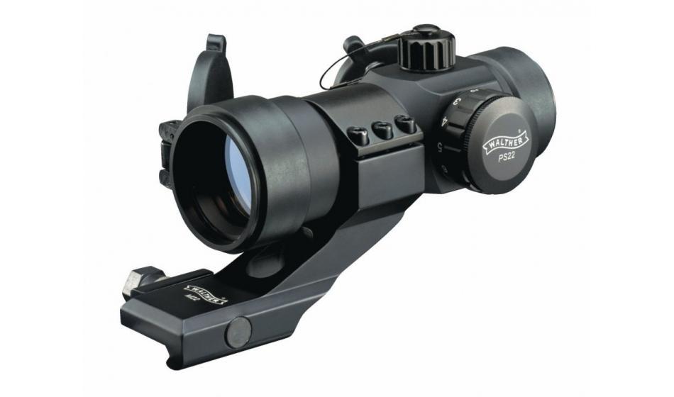 Bild Nr. 05 Walther EPS3 PS22+3fach Leuchtpunktvisier