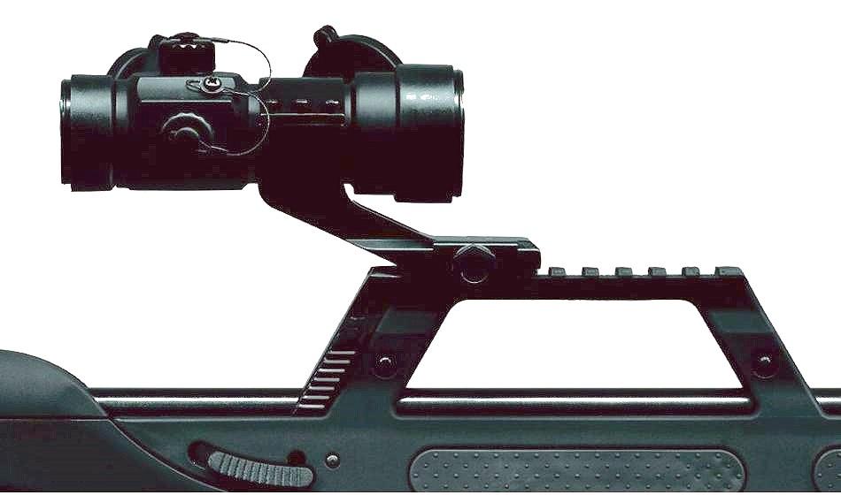 Bild Nr. 06 Walther EPS3 PS22+3fach Leuchtpunktvisier