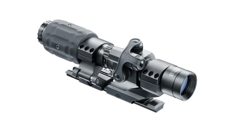 Bild Nr. 08 Walther EPS3 PS22+3fach Leuchtpunktvisier