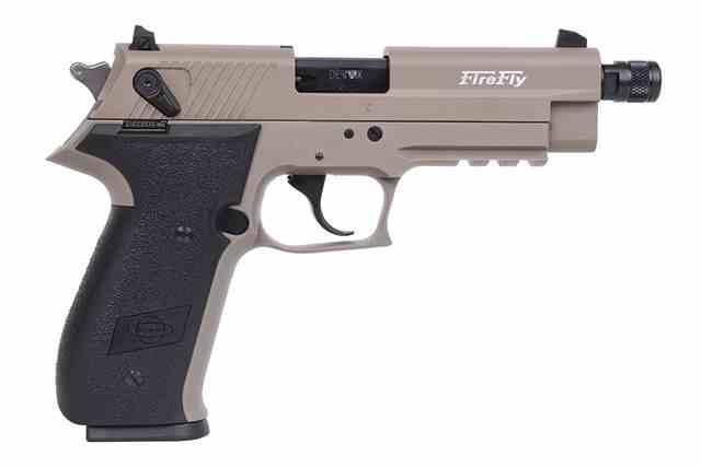 GSG FireFly .22 HV SD US TAN