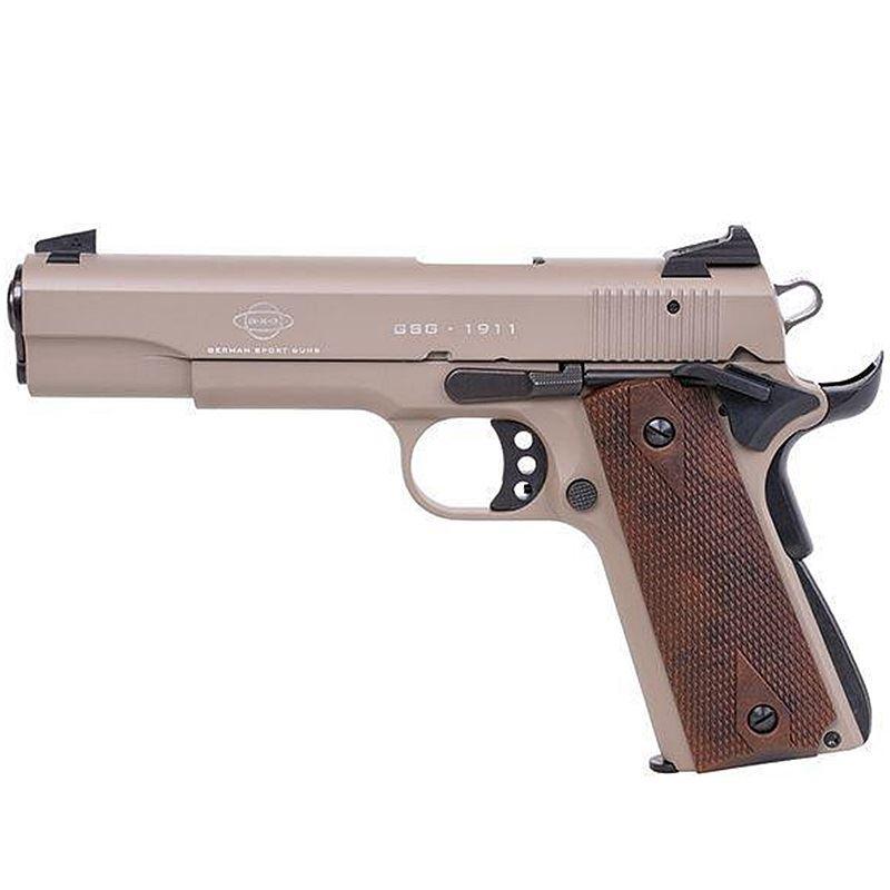 Pistole 1911 22 HV GSG-1911 US TAN