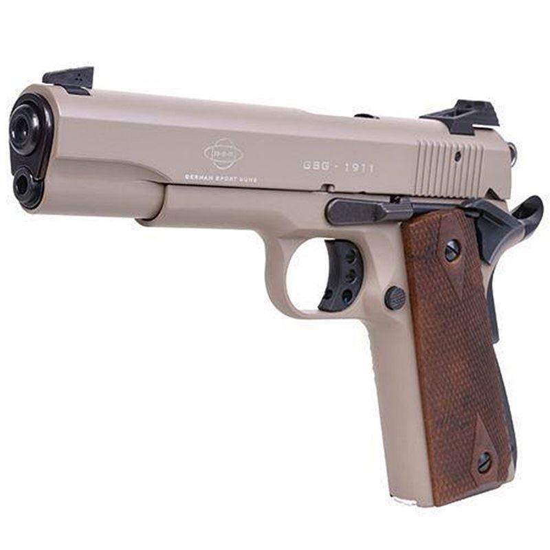 Bild Nr. 03 Pistole 1911 22 HV GSG-1911 US TAN