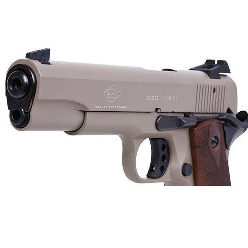 Bild Nr. 04 Pistole 1911 22 HV GSG-1911 US TAN