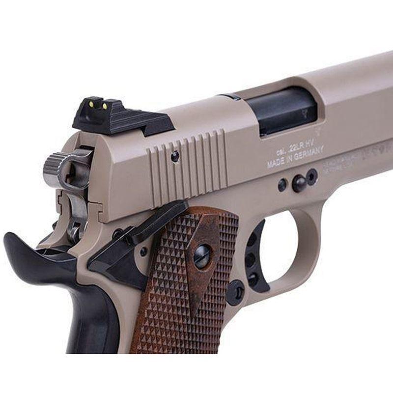Bild Nr. 05 Pistole 1911 22 HV GSG-1911 US TAN