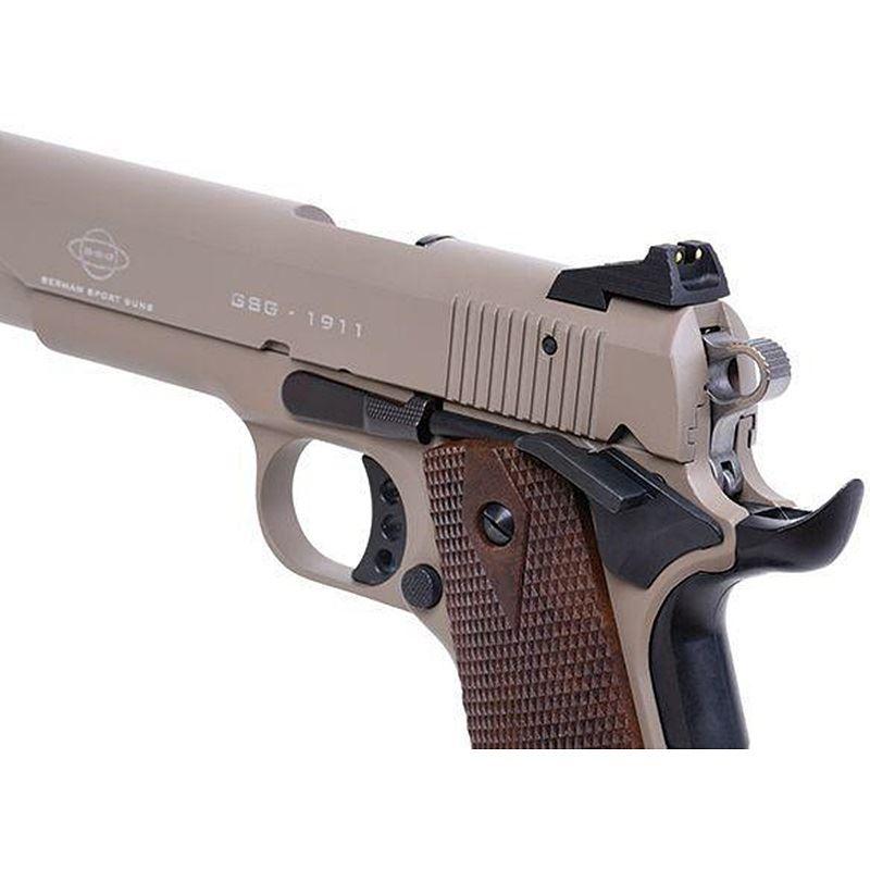 Bild Nr. 06 Pistole 1911 22 HV GSG-1911 US TAN