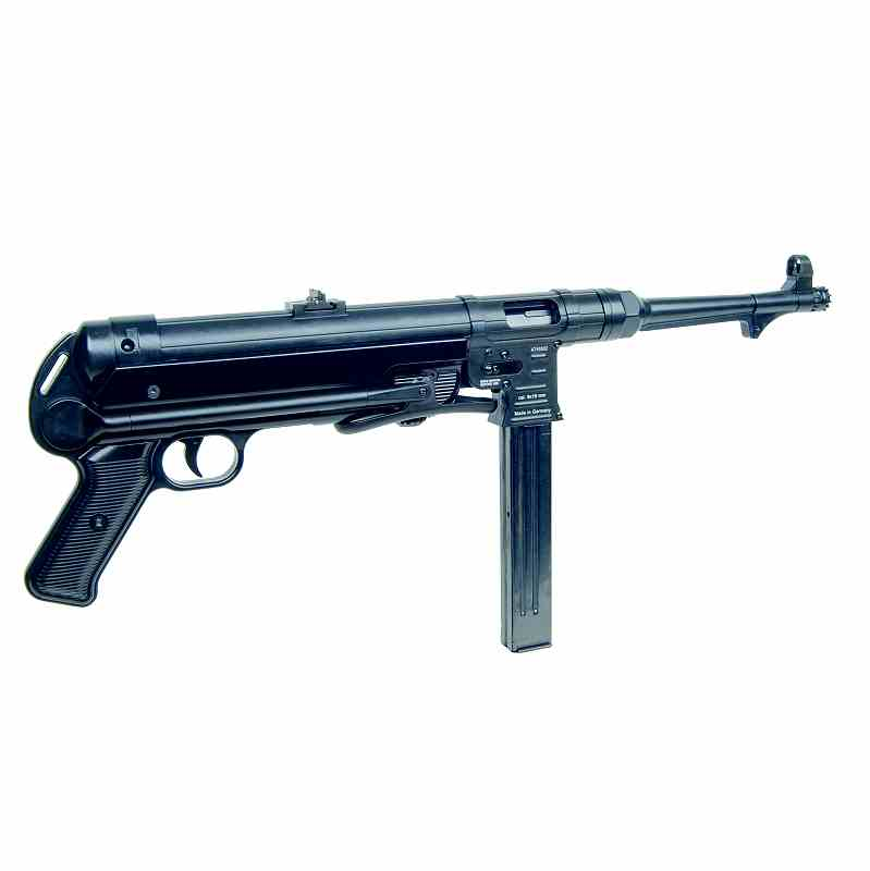 Bild Nr. 05 GSG MP40 9x19mm sportlich zugelassen