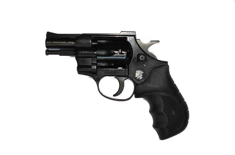 Bild Revolver HW 4 2.5 Zoll 4mmR Abb. Nr. 1