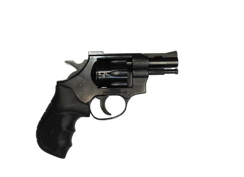 Bild Nr. 02 Revolver HW 4 2.5 Zoll 4mmR