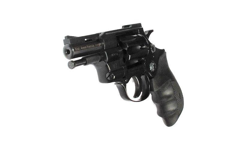 Bild Nr. 04 Revolver HW 4 2.5 Zoll 4mmR