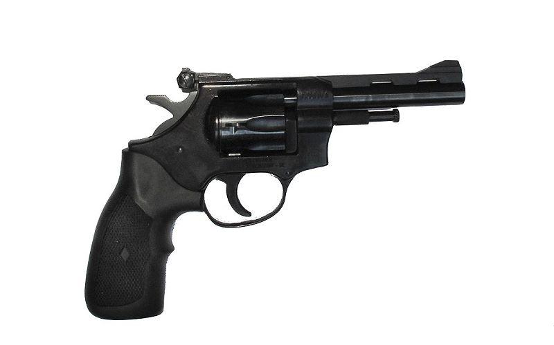 Bild Nr. 02 Revolver HW4 T 4 Zoll 4mm