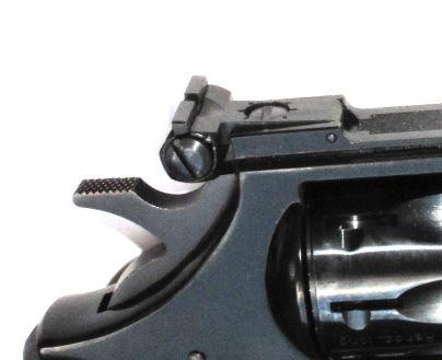 Bild Nr. 03 Revolver HW4 T 4 Zoll 4mm