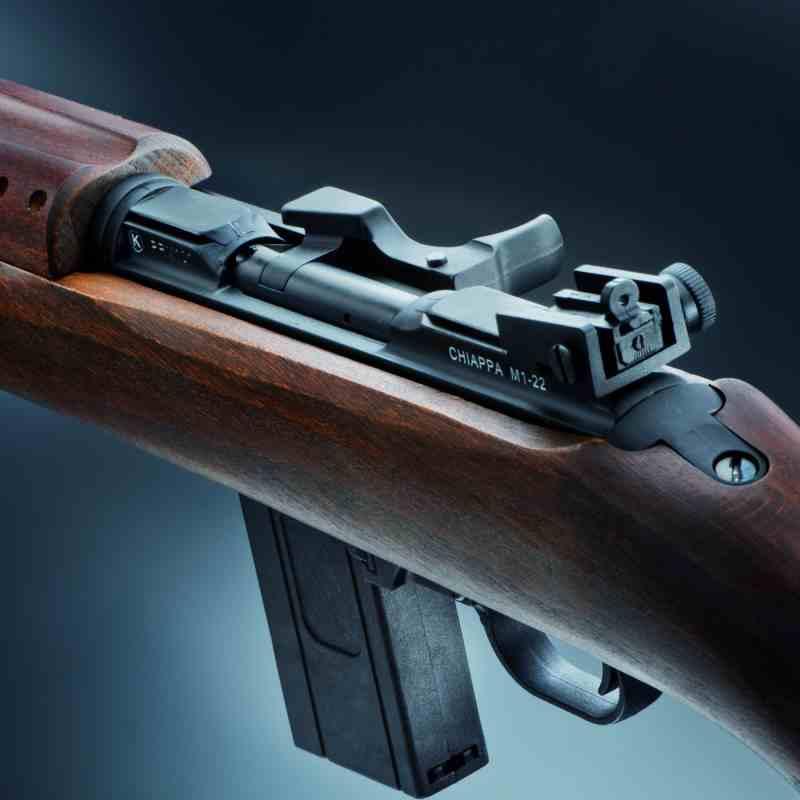 Bild Nr. 05 M1 Carbine M1-22 .22lfB Karabiner Holzschaft