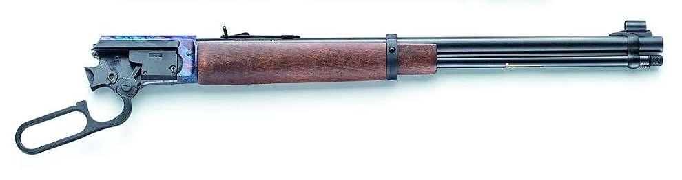 Bild Nr. 06 Lever Action 1892 Rifle Kaliber 22LR Unterhebelrepetier-Büchse