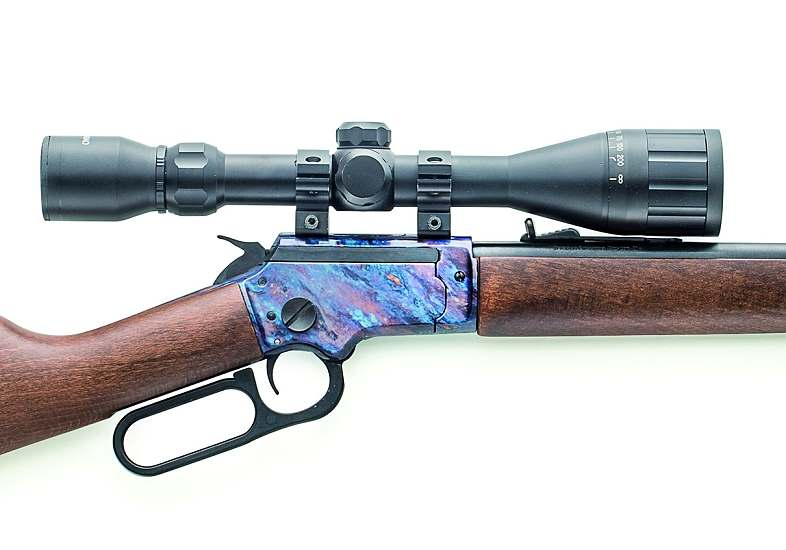 Bild Nr. 08 Lever Action 1892 Rifle Kaliber 22LR Unterhebelrepetier-Büchse