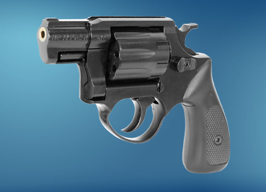 Revolver ME 38 Pocket-4R
