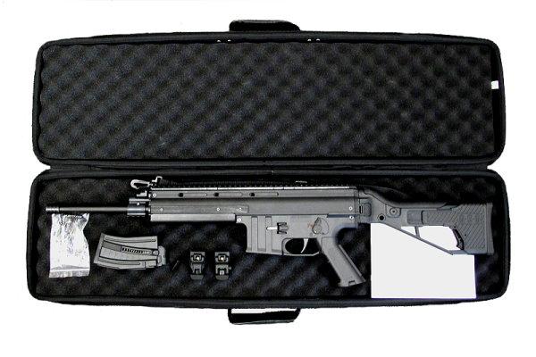 Bild Nr. 07 GSG-15 Sport Selbstladebüchse .22lfb HV plus Koffer