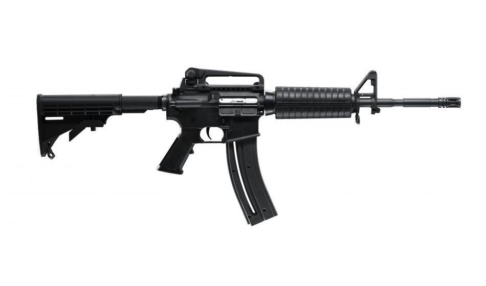 Colt M4 cal .22 L.R. von Walther