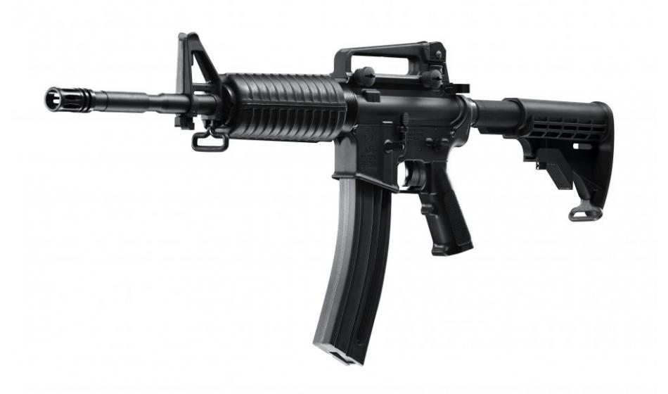 Bild Nr. 02 Colt M4 cal .22 L.R. von Walther