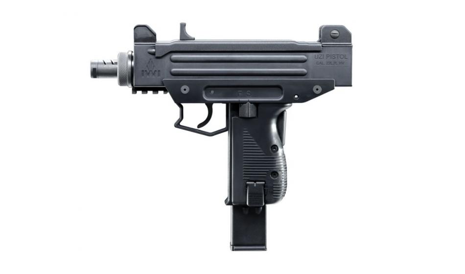 Bild UZI Pistole cal .22 L.R. HV Abb. Nr. 1