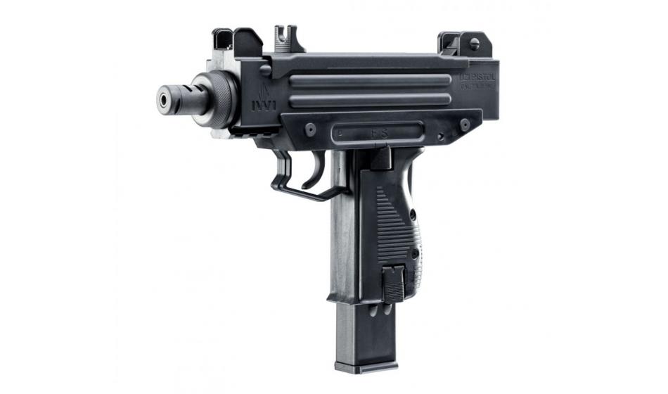 Bild Nr. 02 UZI Pistole cal .22 L.R. HV