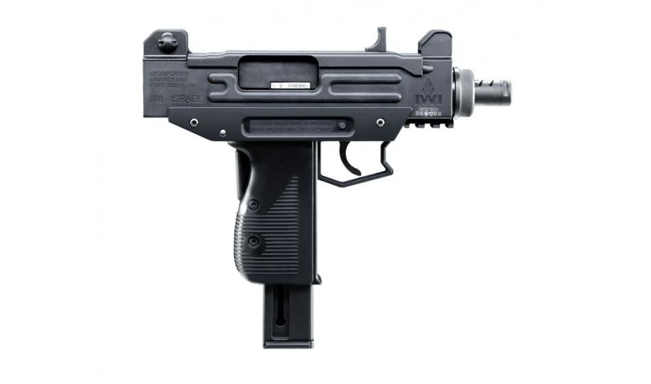Bild Nr. 03 UZI Pistole cal .22 L.R. HV