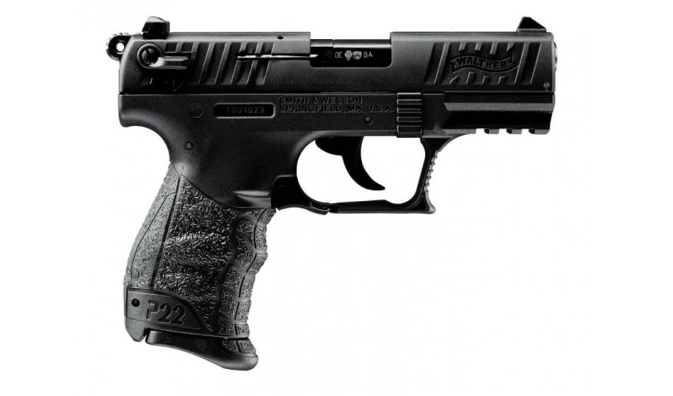 Bild Nr. 03 Walther P22Q schwarz Selbstladepistole .22 lfb