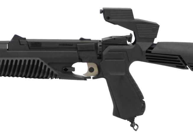 Bild CO2 Luftgewehr-Kombi 4,5mm MP-651K Abb. Nr. 06
