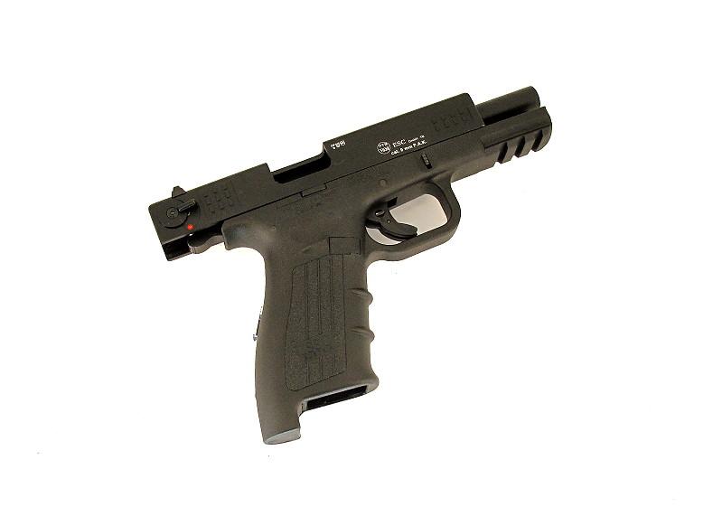 Bild ISSC M22-9 Schreckschusspistole 9mm PA Abb. Nr. 04