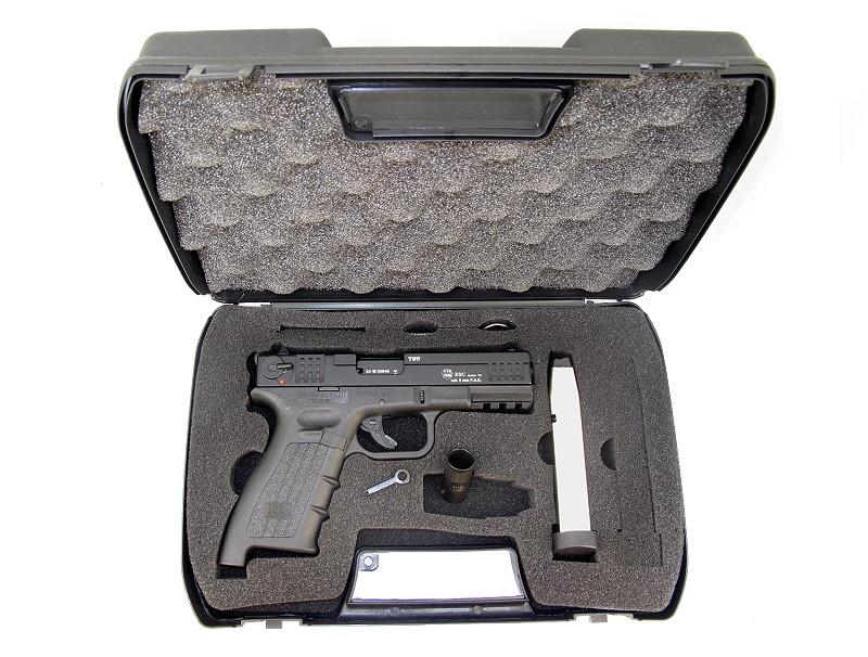 Bild ISSC M22-9 Schreckschusspistole 9mm PA Abb. Nr. 06