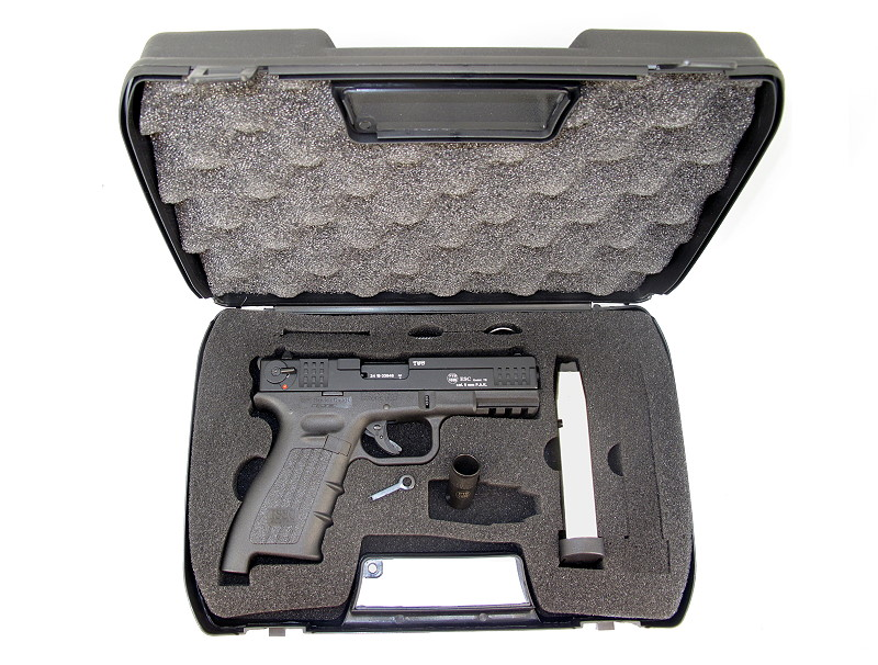 Bild Nr. 06 ISSC M22-9 Schreckschusspistole 9mm PA