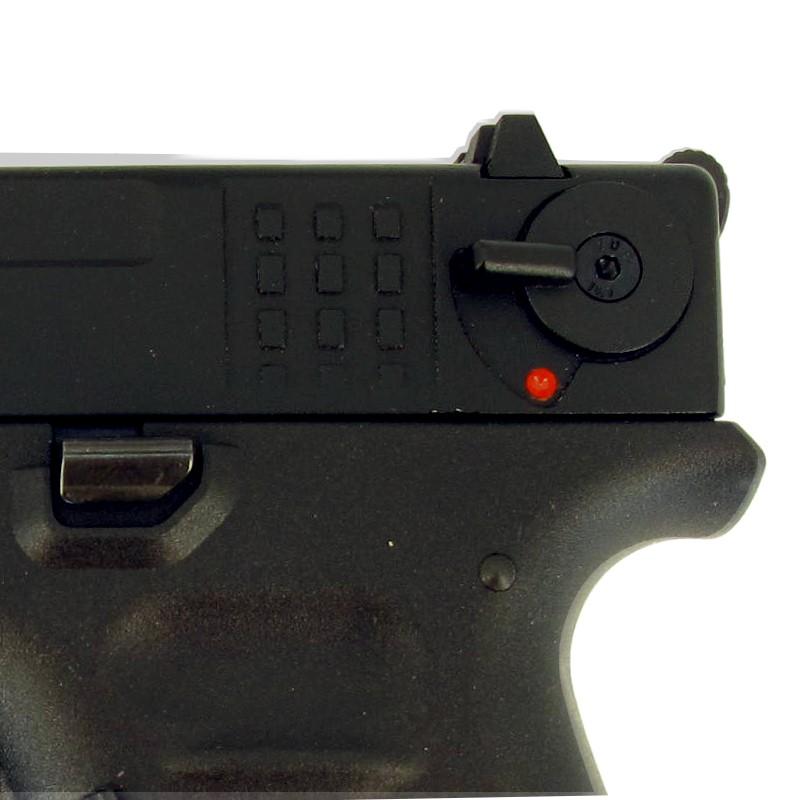 Bild Nr. 07 ISSC M22-9 Schreckschusspistole 9mm PA