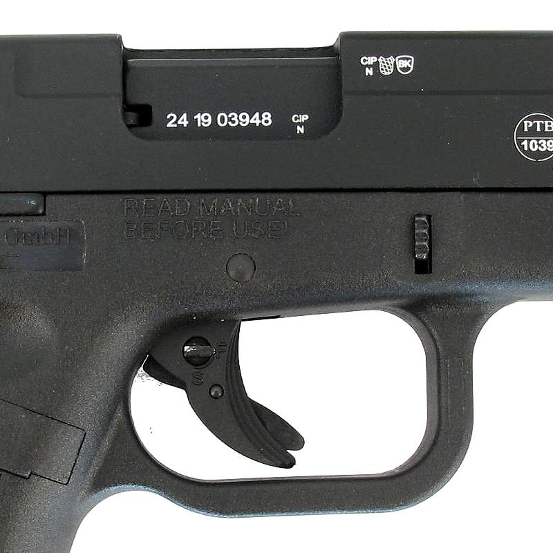 Bild ISSC M22-9 Schreckschusspistole 9mm PA Abb. Nr. 09