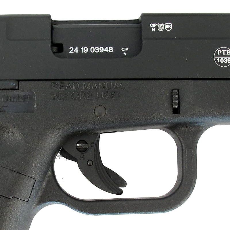 Bild Nr. 09 ISSC M22-9 Schreckschusspistole 9mm PA