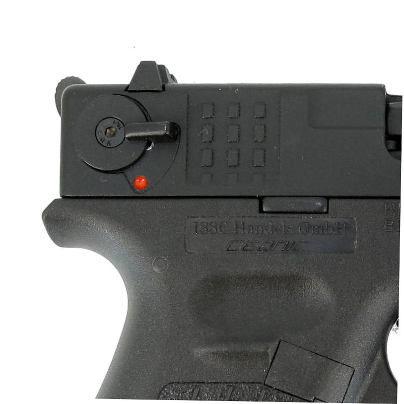 Bild Nr. 10 ISSC M22-9 Schreckschusspistole 9mm PA