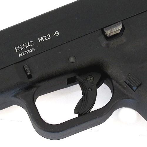 Bild Nr. 11 ISSC M22-9 Schreckschusspistole 9mm PA