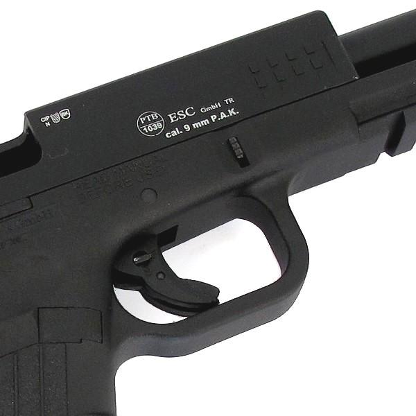 Bild Nr. 12 ISSC M22-9 Schreckschusspistole 9mm PA
