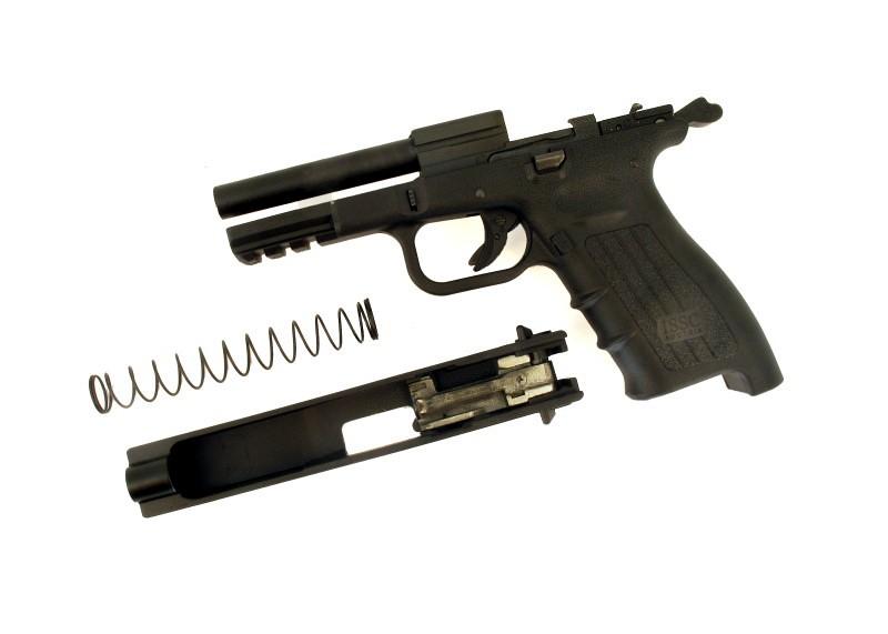 Bild Nr. 13 ISSC M22-9 Schreckschusspistole 9mm PA