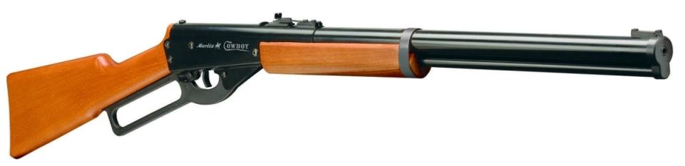 Bild Luftgewehr Winchester Modell Marlin  Cowboy cal. 4.5mm Abb. Nr. 1