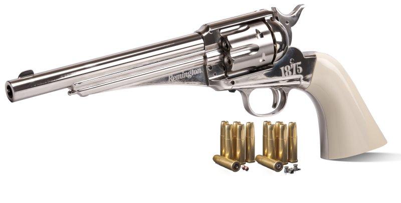 Bild Nr. 02 Remington 1875 CO2 Revolver .177