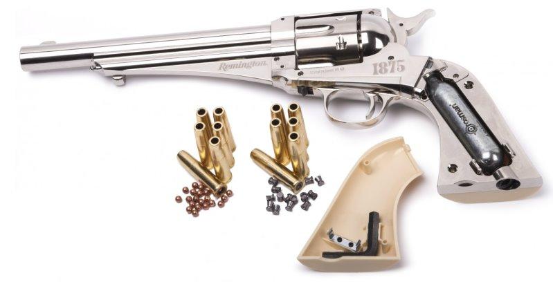 Bild Nr. 04 Remington 1875 CO2 Revolver .177