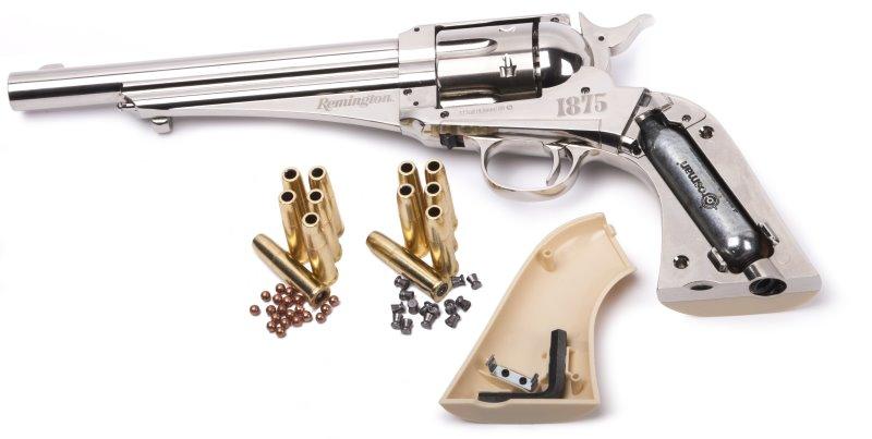 Bild Nr. 07 Remington 1875 CO2 Revolver .177