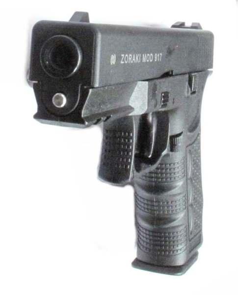 Bild ZORAKI 917 PTB 947 GAS Schreckschuss Pistole Abb. Nr. 05