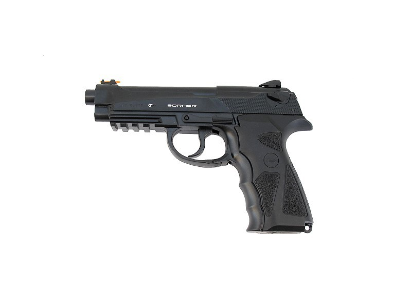 Bild Nr. 02 CO2-Pistole Borner SPORT 306