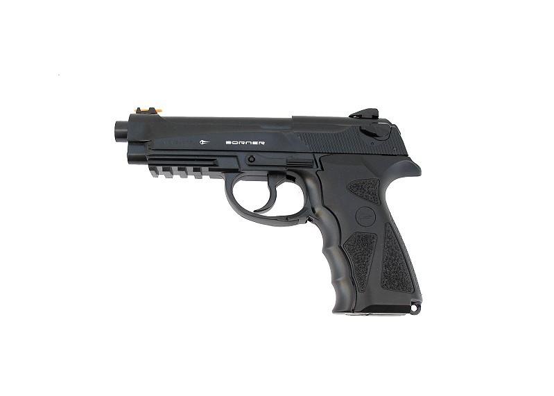 Bild Nr. 03 CO2-Pistole Borner SPORT 306 SET EXTRA