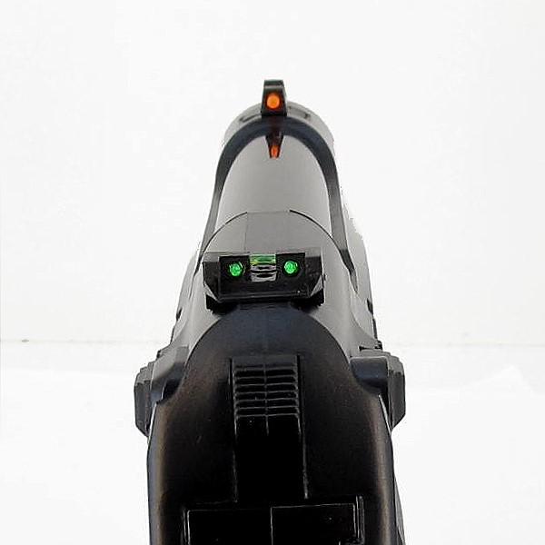 Bild Nr. 07 CO2-Pistole Borner SPORT 306 SET EXTRA