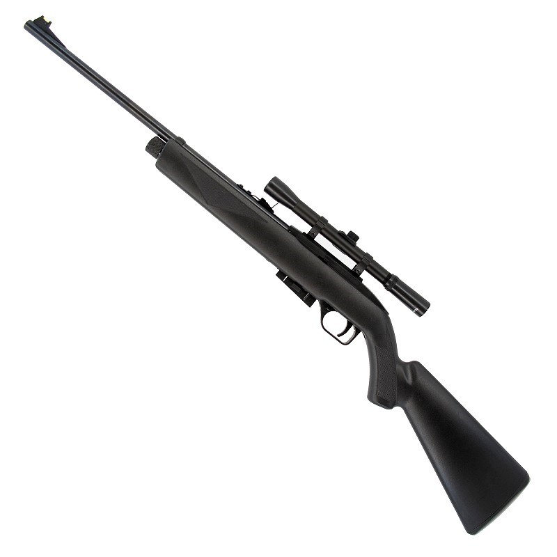 Bild Nr. 02 LG 1077 Crossman CO2 Gewehr Maxi-Set