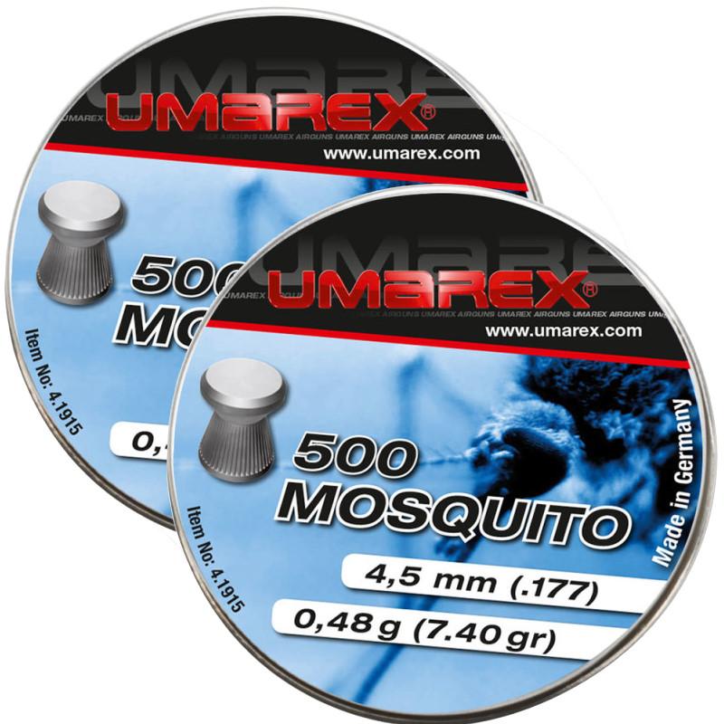 Bild Nr. 06 LG 1077 Crossman CO2 Gewehr Maxi-Set