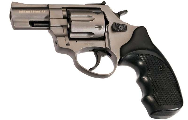 Revolver Zoraki R1 9mm R.K. 2.5 Titanium